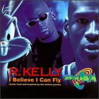 I Believe I Can Fly CD Cover