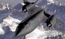 SR-71B Blackbird